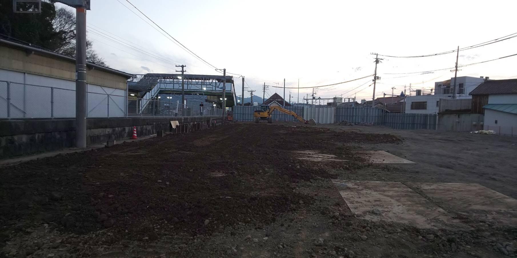 和歌山県湯浅町地内複合施設新築工事|和歌山市の解体工事 ...